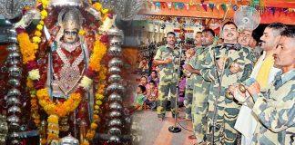 घंटीयाली मंदिर, घंटीयाली मंदिर की देवी ने पाकिस्तानी सैनिकों चटाया था धूल